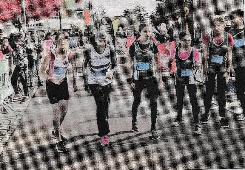 Compte rendu courses jeunes – 10 km de Riorges 2018