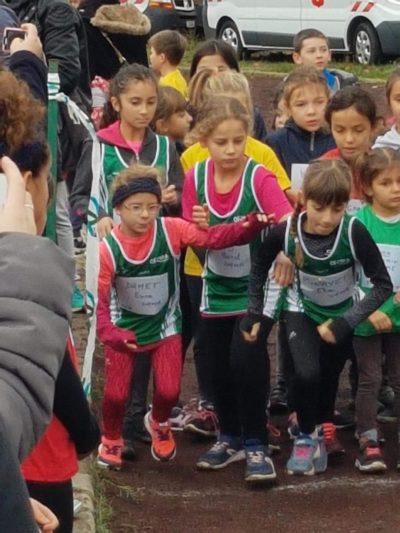 Course jeunes de Renaison 2018