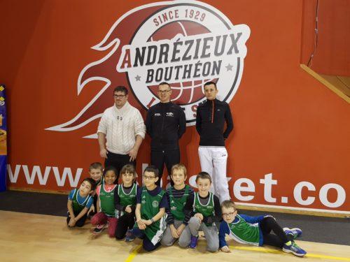 KID'S ATHLE D'ANDREZIEUX DU 03/02/19