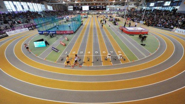 Championnat de la Loire en salle 2019 – Aubière